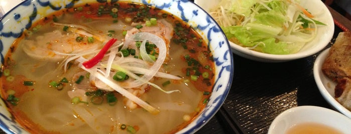 PHO VIET is one of The 15 Best Vietnamese Restaurants in Tokyo.