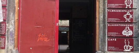 Kulturfabrik Moabit is one of Berliner Clubkultur.