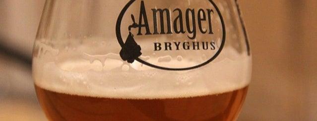 Amager Bryghus is one of Beer / RateBeer's Top 100 Brewers [2015].