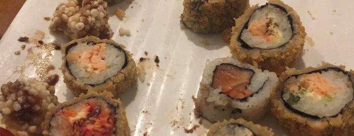 Lotus Sushi is one of Guia Rio Sushi by Hamond.