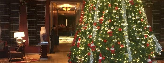 Renaissance Hotel Wuhan is one of Ren.
