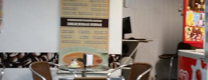 Lulli Café is one of Café & Boulangerie.
