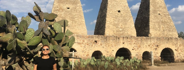 Mineral de Pozos is one of SMA + GTO.