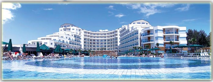 Sealight Resort Hotel is one of Kuşadası.