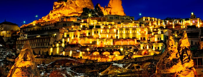 CCR Hotels&Spa is one of Cappadocia.