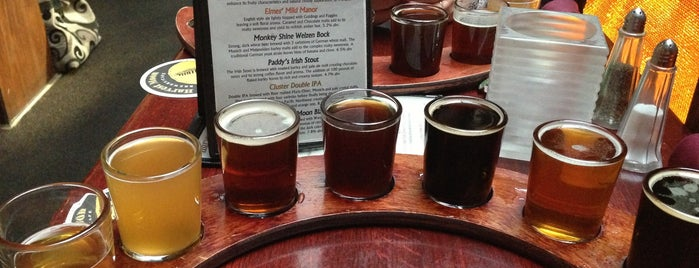 Harvest Moon Brewery is one of American NJ.