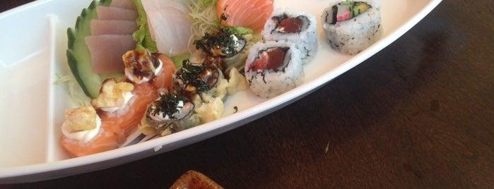 Hioki Sushi is one of Bares & Restaurantes.