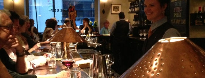 Gramercy Tavern is one of Foursquare Flatiron - Bars.