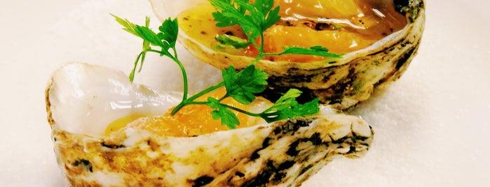 Bastille is one of 50 Best Restaurants 2012.