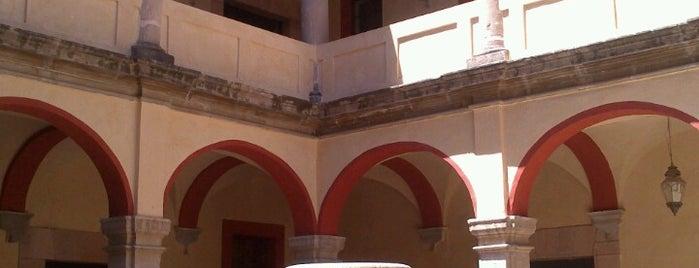 Museo de la Ciudad is one of Querétaro.