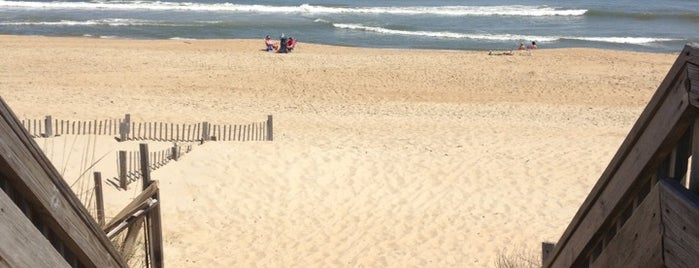 Martin St Beach Access is one of Outter Banks, NC.