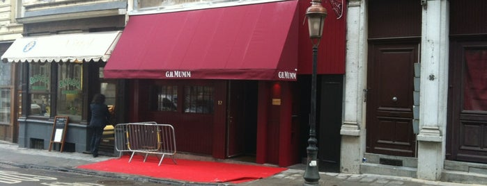 Bar Rouge is one of Les bars de Steph G..