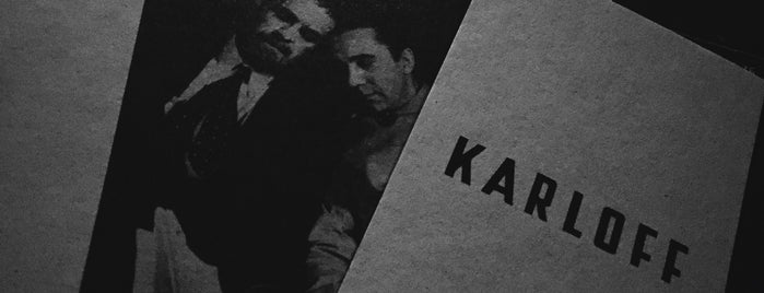 Karloff is one of Fav Eats, Drinks & More: Berlin.