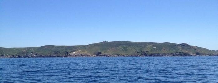 Illa de Ons | Parque Nacional Marítimo-Terrestre das Illas Atlánticas de Galicia is one of Sanxenxo.