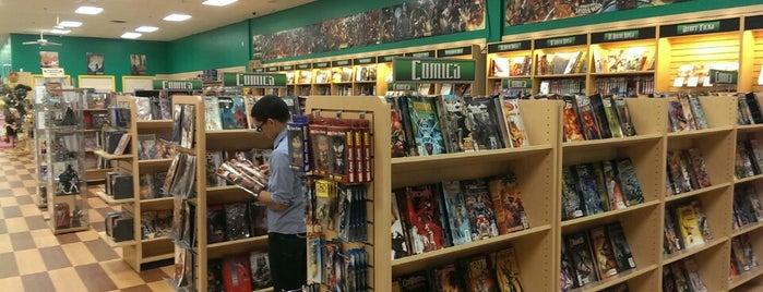 Dragon's Lair Comics & Fantasy is one of De visita en Austin.