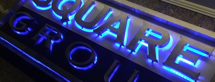 Square Group is one of Açıkhava Mecraları.