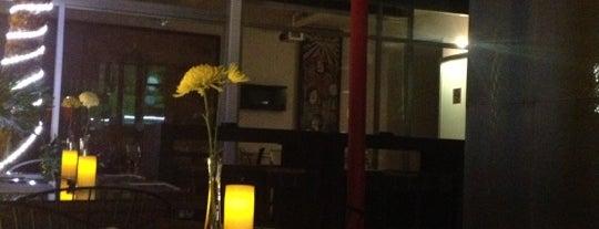 Bi & Shizo Lounge is one of ASIATICA.