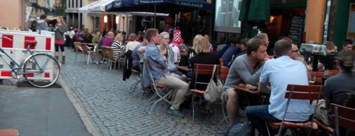 Faß is one of Jena, Restaurants, Bars, Cafes.