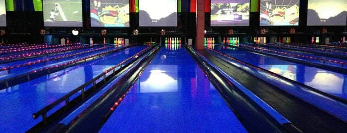 Bowlmor Lanes Union Square is one of Places to visit NYC 2013.