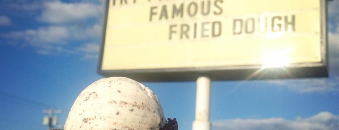 Dunlap's Ice Cream is one of Duplicate venues to remove.