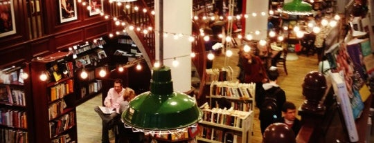 Housing Works Bookstore Cafe is one of New York: Shop.