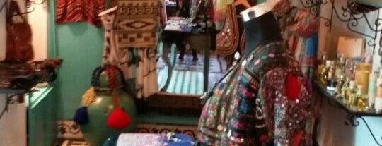 KIS Boutique, Keep it Secret, Marrakech is one of Marrakech Jet Set.