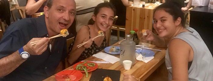 Koi Sushi Bar is one of SKG Gastronomy✓.