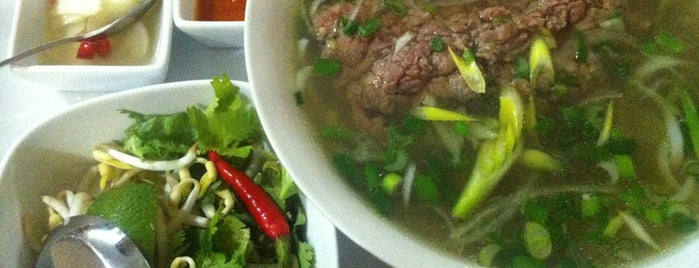 Hai Nam Pho Bistro is one of bp munchies.