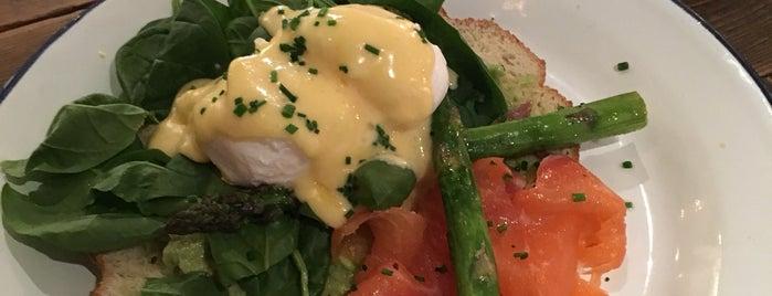 Tinner is one of Inspiratie voor brunch en lunch.