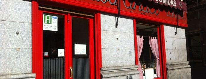 Casa Ciriaco is one of Madrid: de Tapas, Tabernas y +.