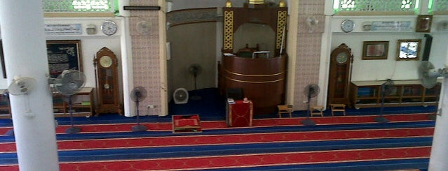 Masjid Al Muhsinin is one of masjid.