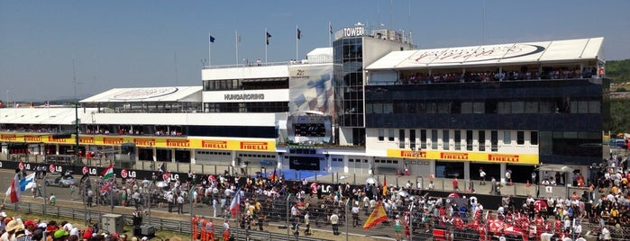 Hungaroring is one of Events To Visit....
