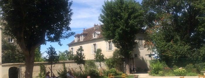 Jardins de Renoir is one of Fleur's Paris.