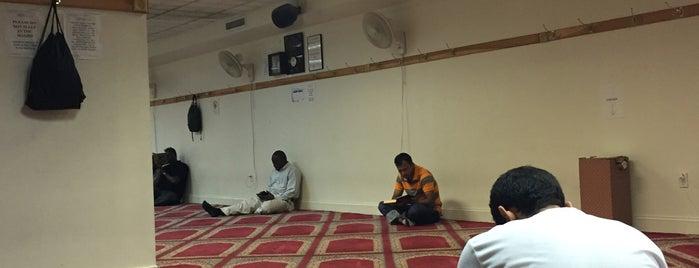 masjids in tristate area