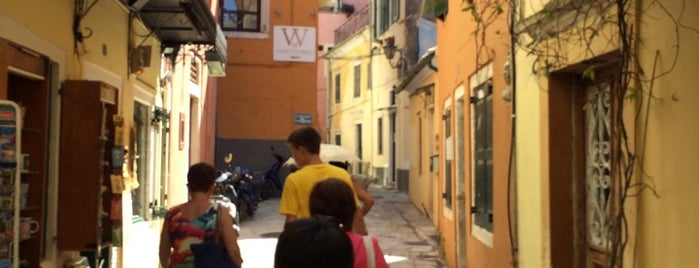 Polyla Street is one of Part 3 - Attractions in Europe.