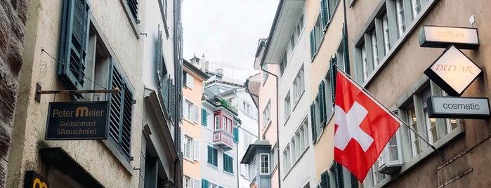 NENI is one of Zürich Season.