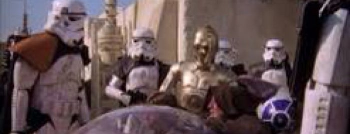 Mos Eisley Cantina is one of FUN.