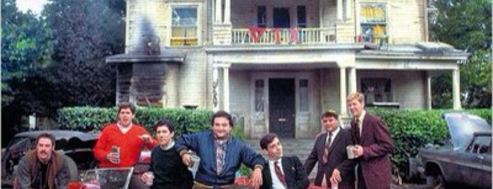 Animal House is one of FUN.