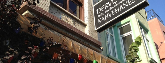 Derviş Baba Kahvehanesi is one of Istanbul.