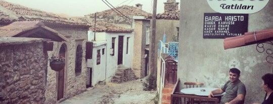 Barba Hristo Tatlıları is one of Yemede yanında yat....