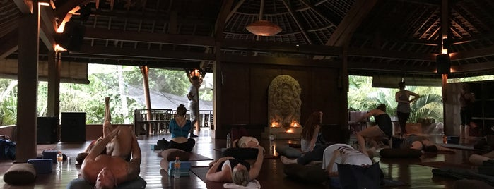 The Yoga Barn is one of Bali.