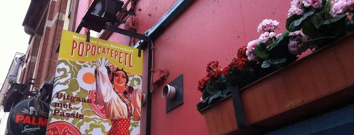 Popocatepetl is one of Culinair.