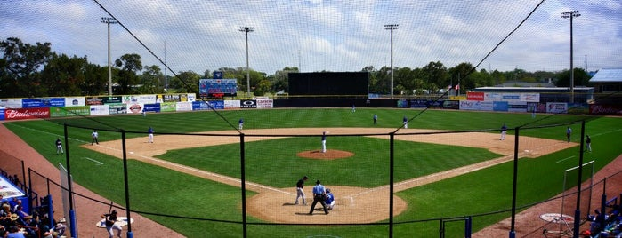 Florida Auto Exchange Stadium is one of Grapefruit League.