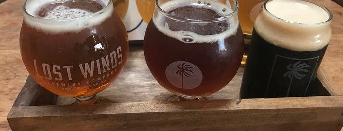 Lost Winds Brewing Company is one of san clemente.