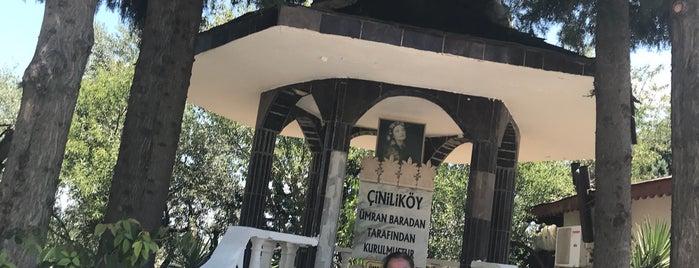 Ümran Baradan Güzel Sanatlar Müzesi is one of Müze , sanat merkezi.