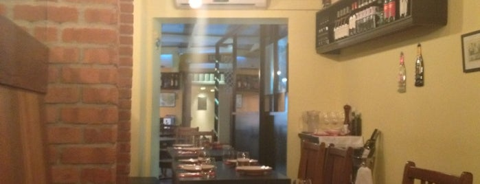 Trattoria Gallo D'oro is one of Foodie list.