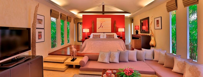 Zazen Boutique Resort & Spa is one of koh samui.