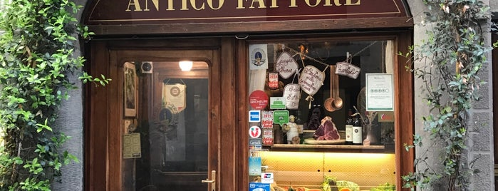 Trattoria Antico Fattore is one of Rimini.