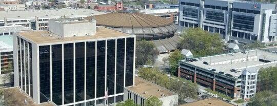 Richmond City Hall Observation Deck is one of Virginia/Washington D.C..