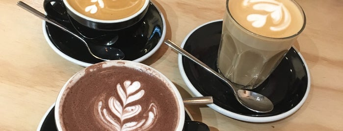 Refinery is one of Coffee spots Berlin.